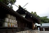 ニテコ池から廣田神社、越木岩神社を巡る