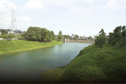 満池谷・ニテコ池
