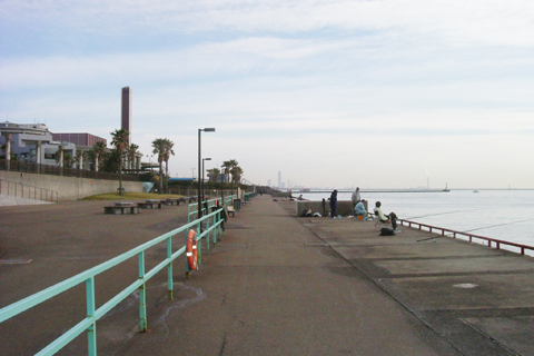 海釣り広場