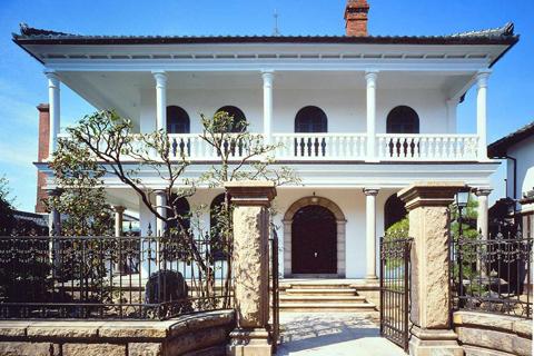 旧辰馬喜十郎邸