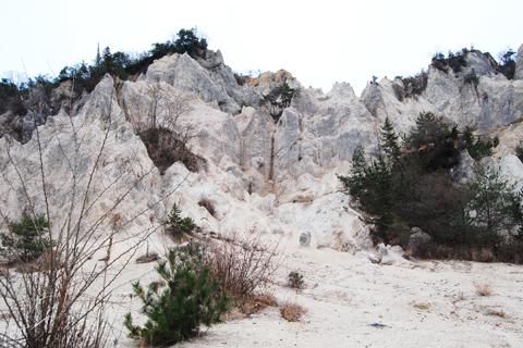 蓬莱峡・白水峡