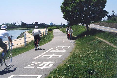 武庫川サイクリングロード