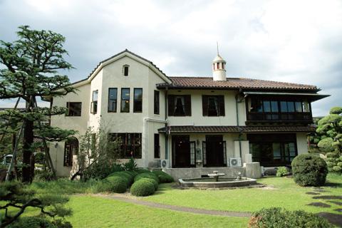 松山大学西宮温山記念館
