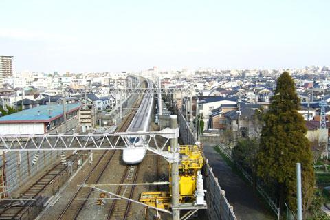 山陽新幹線記念公園